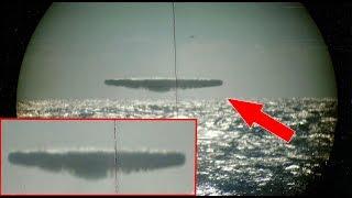 Это не фейк! Подводники сняли самые достоверные фото НЛО