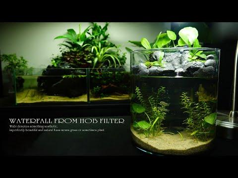 "making-""movable-waterfall""-in-aquaterrarium/bonsai/table-top/no-ferts/no-co2/aquascape"