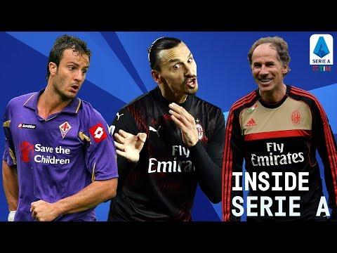 Inside Serie A TIM | Franco Baresi, Zlatan Ibrahimović, Alberto Gilardino & many more! | Serie A TIM