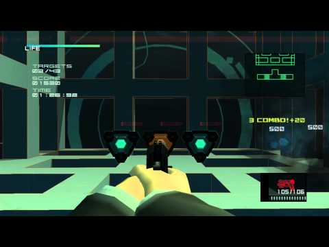 Snake ( Tuxedo ) - VR Missions - Weapon Mode - Handgun  |  MGS2 Missions - Part 56