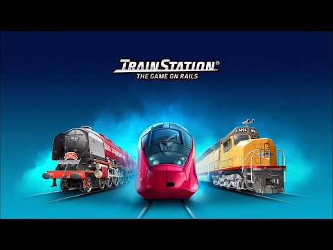 TrainStation - Gameplay Trailer (iOS, Android)
