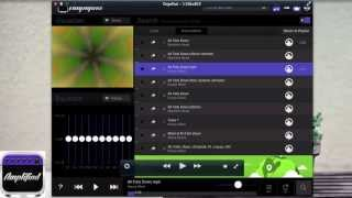 NEW Amplifind Music Player and Visualizer for iPad!