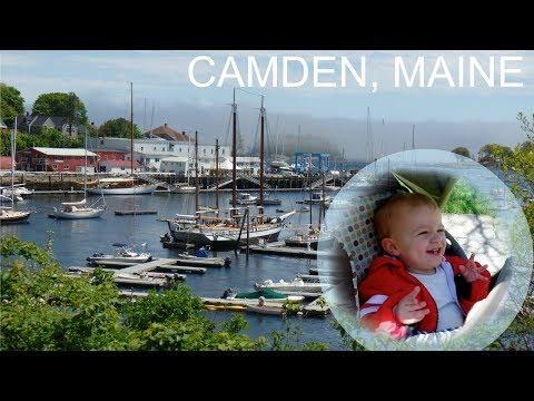 EXPLORING SHOPS IN CAMDEN, MAINE!