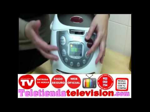 Robot de cocina o 39 matic supreme chef 2 regalos en youtube - Robot cocina chef o matic ...