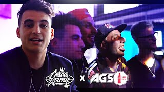 AGS con GONCHO || STAND COSCU ARMY