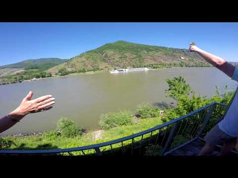 Bicycle Ride in the Wachau Valley along the Danube, River Cruise