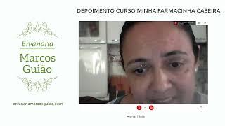 Depoimento Curso Farmacinha Marcos Guião (Aluna: Tânia)