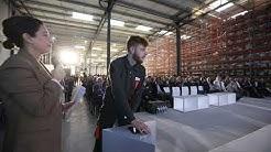 Best of inauguration : Technicentre Industriel de Romilly