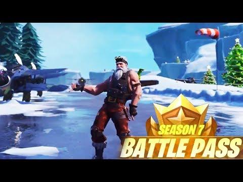 Fortnite Season 7 Battle Pass (Official Trailer)
