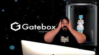 REACT: Gatebox Anime Girl & Japan