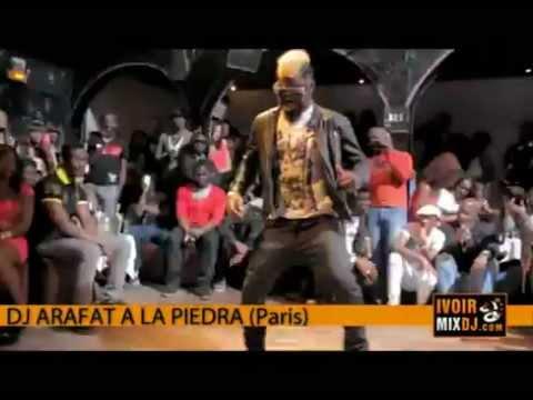 DJ Arafat à La Piedra De Paris