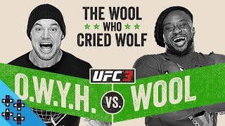 UFC 3: BIG E vs. BARON CORBIN: The WOOL That Cried WOLF! - Gamer Gauntlet