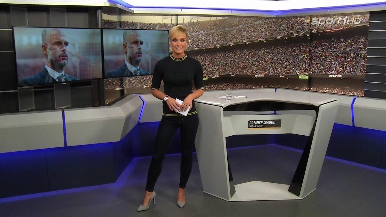 Nele Schenker German Presenter 16.1.2017 - YouTube