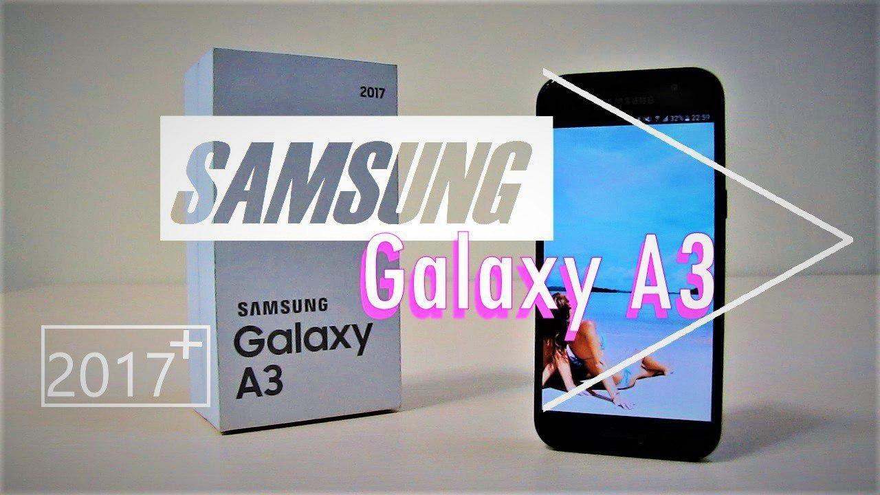 Обзор Samsung Galaxy A3 и Samsung Galaxy A5 - YouTube