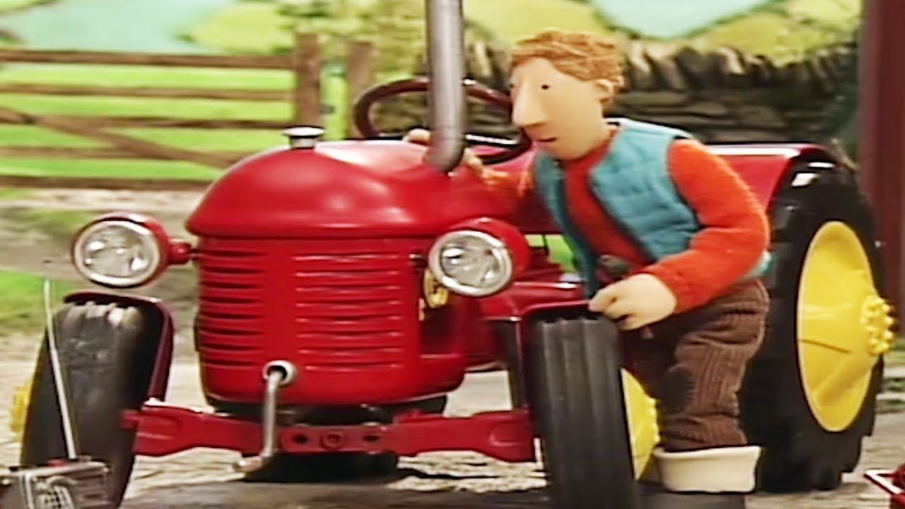 kleiner roter traktor | 60 minuten kompilation | cartoon