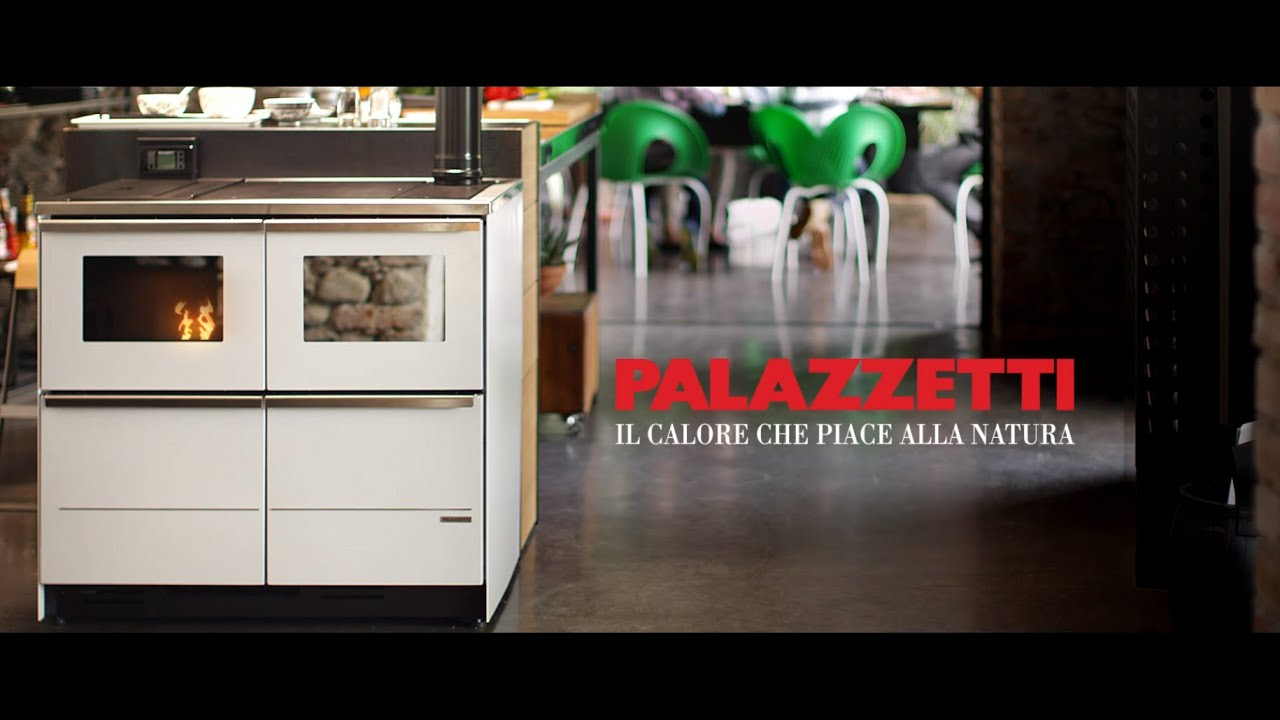 Palazzetti Bella - YouTube