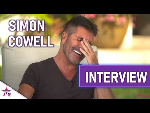 Simon Cowell Talks About HUGE Weight Loss And X Factor 2019 Celebrity!?