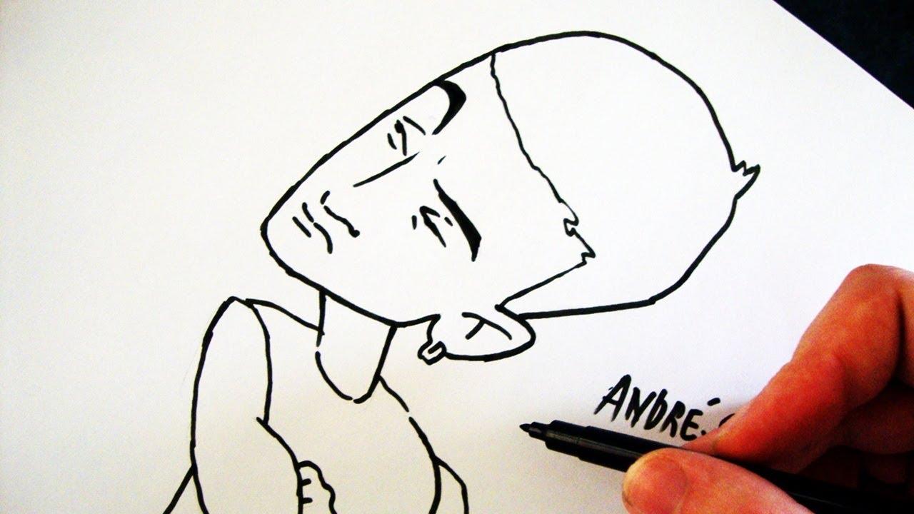 Eminem cartoon