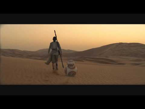 Star Wars: The Force Awakens [All 3 trailers.]