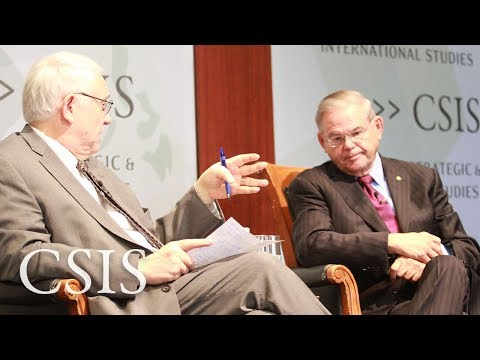 Senator Robert Menendez on Congressional Leadership in Foreign Policy