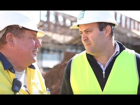 Hutchinson Builders share Toowoomba success from onsite at Bunnings build
