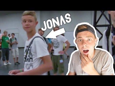 REAKTION auf VIDEO von mir VOR 5 JAHREN !!