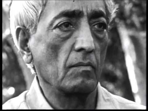 J Krishnamurti - The Real Revolution - 2. Observing ourselves