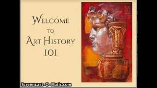 Art History 101 Welcome