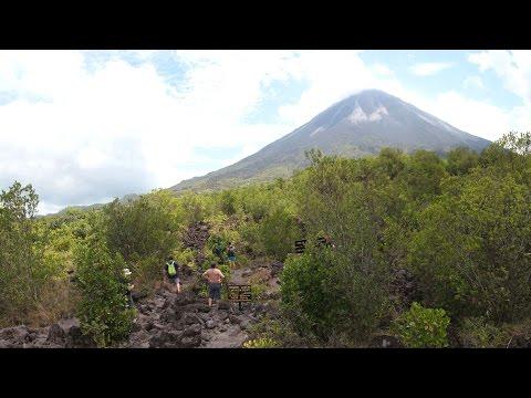 Costa Rica - Walks and Wildlife (3D)