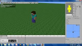 Mine-imator Tutorial 001 - Learn To Walk Before You Run