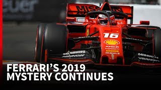 The latest on Ferrari's quest to solve its 2019 F1 problems