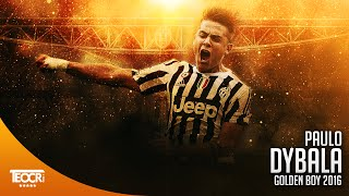 paulo dybala golden boy 2016 dribbling skills goals  hd