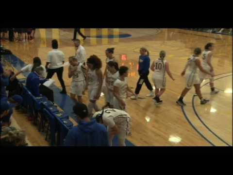 Centralia College Women's Basketball 2-22-2017