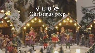 [SUB CC] 크리스마스 느낌 물씬 나는 첫번째 브이로그 : Christmas Prep VLOG [아내의 식탁]