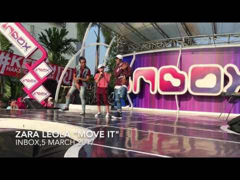 Zara Leola MOVE IT  at INBOX ,5 march 2017