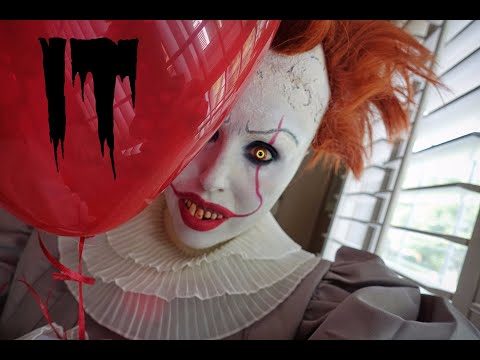 Trucco IT Pennywise MAKEUP TUTORIAL