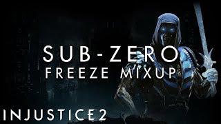 Injustice 2 - Sub-Zero - Fręeze Mixup