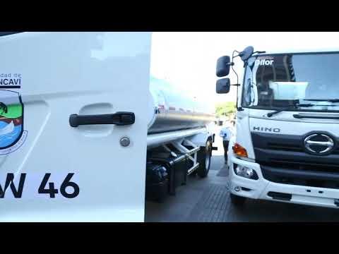 CORE aprueba más de $5 mil millones para la compra de camiones aljibe para enfrentar crisis hídrica