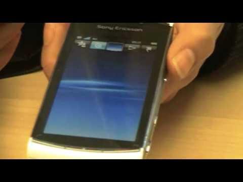 Sony Ericsson Vivaz y Vivaz Pro a primera vista