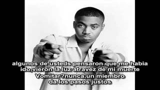 Nas-Got Yourself A Gun Subtitulado Español(no video version)