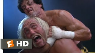 Rocky III (1/13) Movie CLIP - Rocky Throws Thunderlips (1982) HD