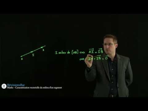 [RévisionsBac.com] - Caractérisation vectorielle du milieu d