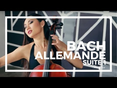 Allemande from Bach's Cello Suite No. 1 - Tina Guo