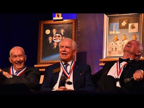 50th anniversary of Apollo 9: crew and flight director on future