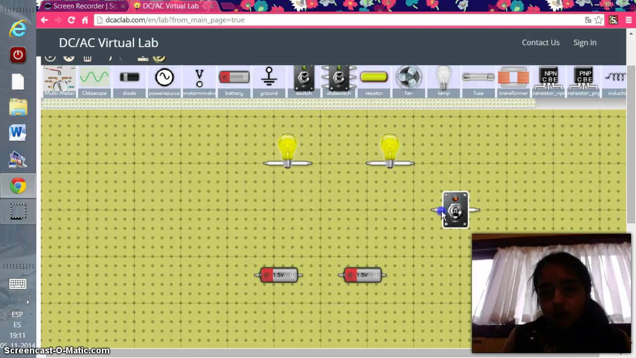 Snap Dc Ac Virtual Lab Online Geeks Photos On Pinterest List Of Best Circuit Simulator Gadgetronicx 2014 8d 12 5sdi Circuito Interactivo En Youtube