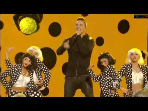 Joey Montana – Hola En Vivo en Latin American Music Awards
