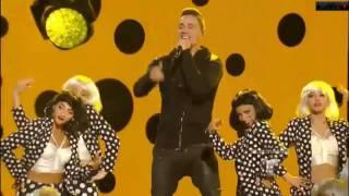 Joey Montana - Hola En Vivo en Latin American Music Awards