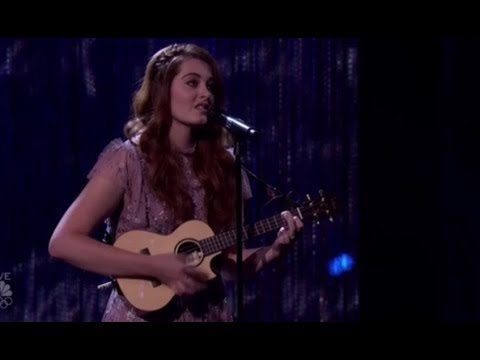 Mandy Harvey: This Deaf Singer/Songwriter is The Most Thing EVER! | America's Got Talent 2017