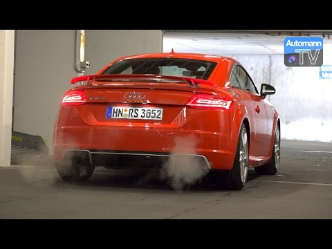 2017 Audi TT RS (400hp) - pure SOUND (60FPS)