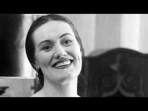 Joan Sutherland Interview 1960